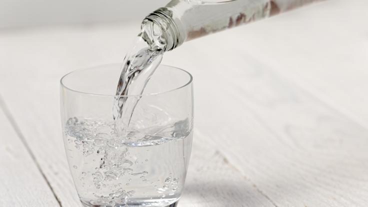 In fünf Bundesländern wurde das Wasser verkauft. (Foto)