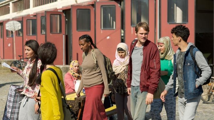 "Hauptkommissar Felix Voss (Fabian Hinrichs) ermittelt im neuen ""Tatort"" undercover. (Foto)"