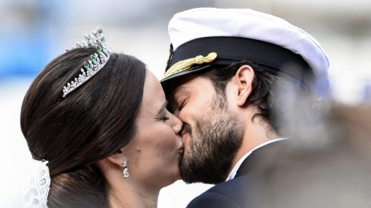 Steht bei den Schweden-Royals etwa bald Nachwuchs ins Haus?