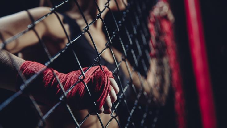 Trauer um Katy Collins: Die Mixed-Martial-Arts-Kämpferin ist mit nur 32 Jahren verstorben (Symbolbild). (Foto)