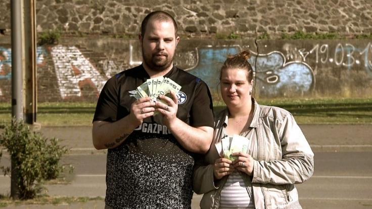 Armes Deutschland - Stempeln oder Abrackern? bei RTL Zwei (Foto)