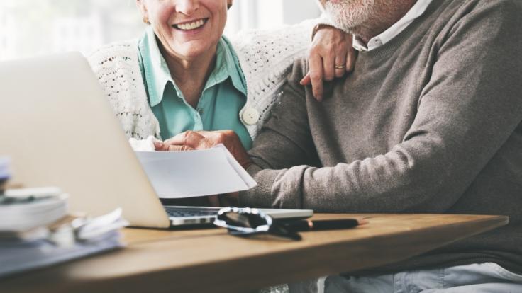 Die Rentner in Deutschland können sich über eine Rentenerhöhung freuen.