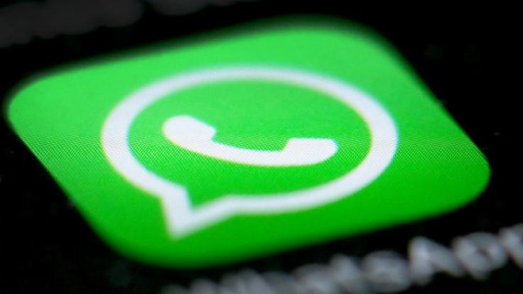 Neue Betrugsmasche bei WhatsApp: Betrüger wollen Ihre Daten klauen. (Foto)