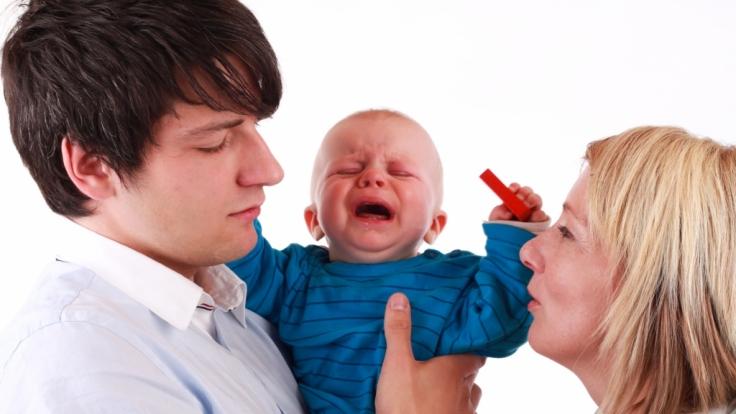Eltern haben mit vielen Problemen zu kämpfenm, häufig auch mit der Gesellschaft.