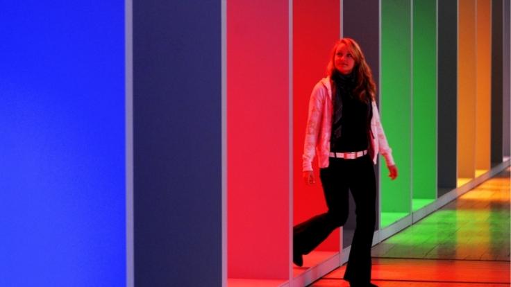 Farben beeinflussen unser Leben mehr als uns bewusst ist. Sie sprechen unsere Gefühle an, bringen uns in Stimmung, heitern auf oder beruhigen, inspirieren oder machen aggressiv. (Foto)