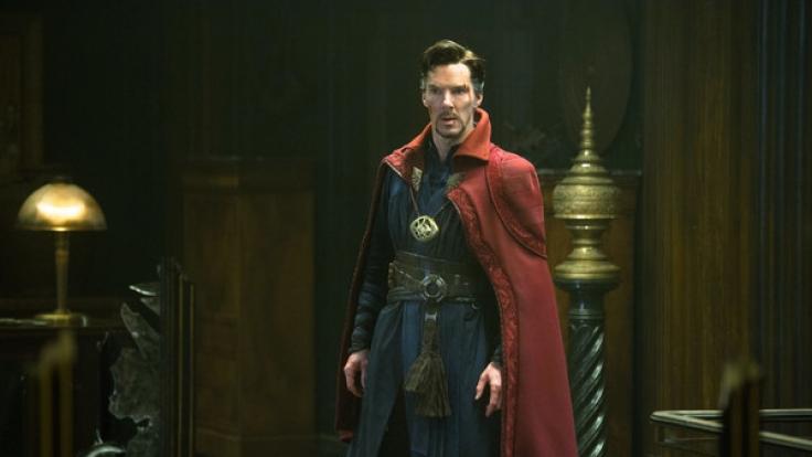 """Ab Donnerstag ist Benedict Cumberbatch als """"Dr. Strange"""" in den deutschen Kinos zu sehen. (Foto)"""