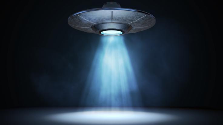 Ein Ehepaar will auf Hawaii ein UFO gesichtet haben.