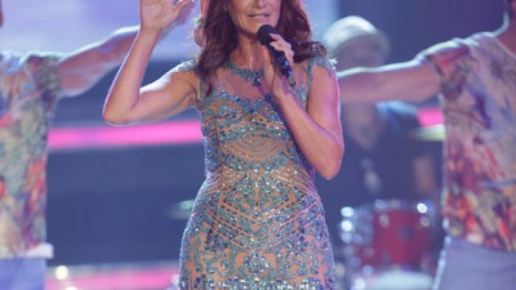 Dieses Kleid lieben ihre Fans. (Foto)