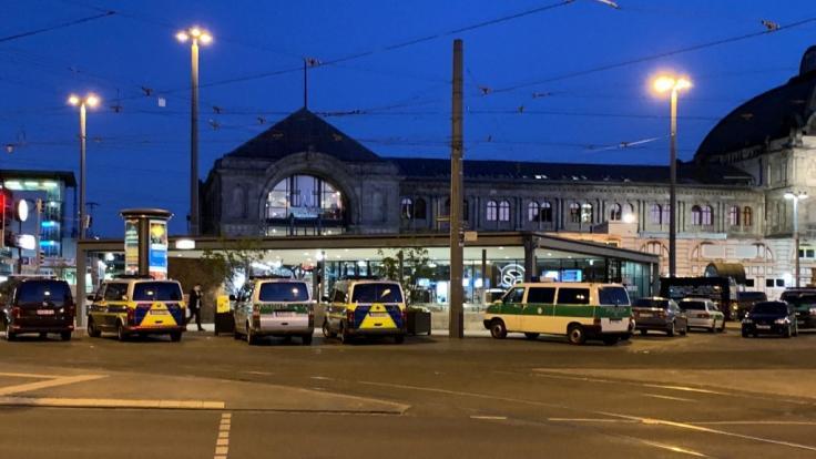 In Nürnberg haben sich 40 Jugendliche offenbar gezielt für eine Massenschlägerei verabredet. (Foto)