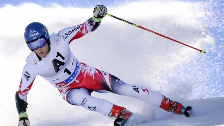 Im italienischen Bormio steht der Ski alpin Weltcup 2018 der Herren an. (Foto)