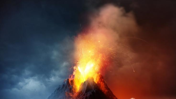 In den Anden wartet ein Supervulkan auf seinen nächsten Ausbruch.