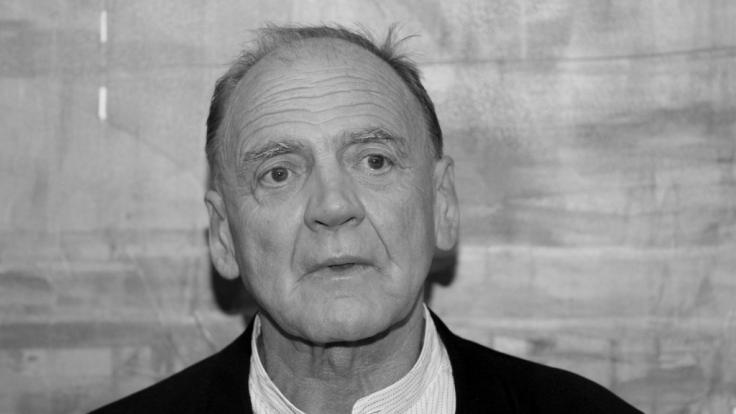 Der Schauspieler Bruno Ganz ist im Alter von 77 Jahren verstorben. (Foto)