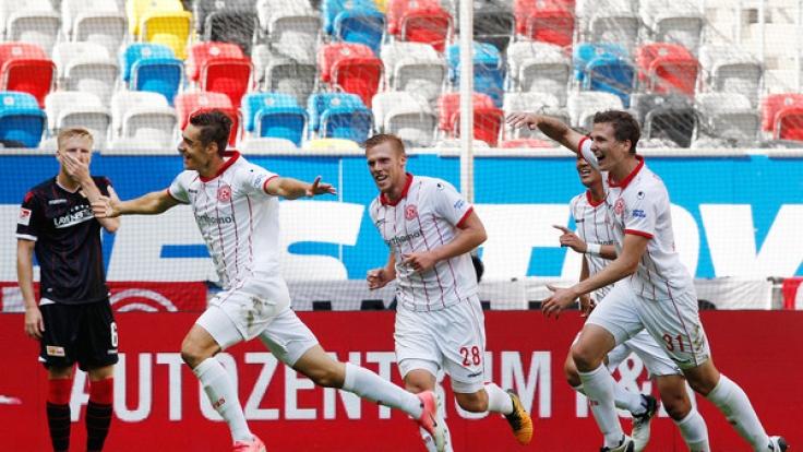 Fortuna Düsseldorf steht vor dem 6. Spieltag an der Spitze der Tabelle. (Foto)