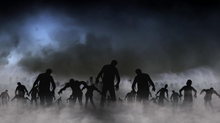 Die Mutter hatte Angst, ihre Kinder seien Zombies. (Foto)