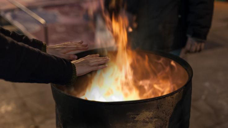 Ein Landwirt aus Wales soll den Liebhaber seiner Ehefrau ermordet und dessen Leiche verbrannt haben (Symbolbild). (Foto)