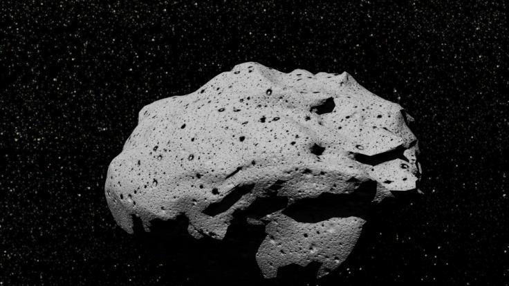 Am Wochenende kommt ein riesiger Asteroid in Erdnähe. (Foto)