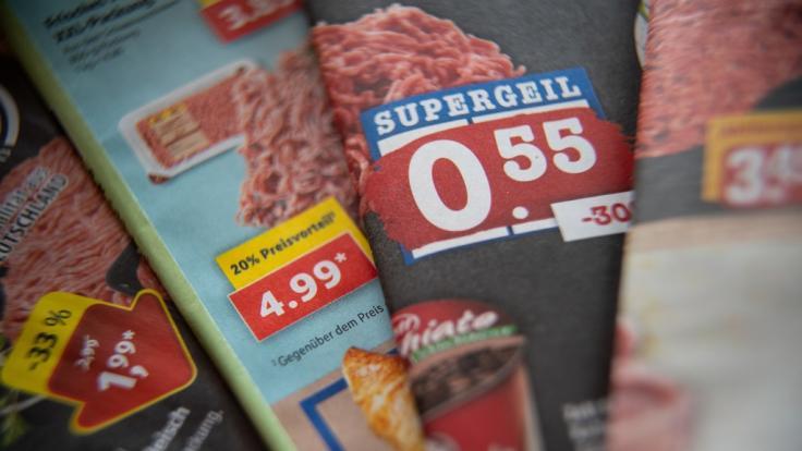 Die Diskussion um Billig-Lebensmittel ist entbrannt: Werden Lebensmittel jetzt teurer? (Symbolfoto)