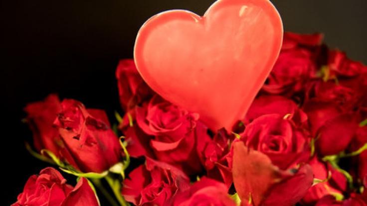 Der Valentinstag wird alljährlich am 14. Februar zelebriert - doch welche historischen Wurzeln hat der Tag der Liebe eigentlich? (Foto)