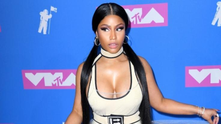 Nicki Minaj behauptete auf Twitter fälschlicherweise, dass die Corona-Impfung die Hoden anschwellen lasse und impotent mache. (Foto)