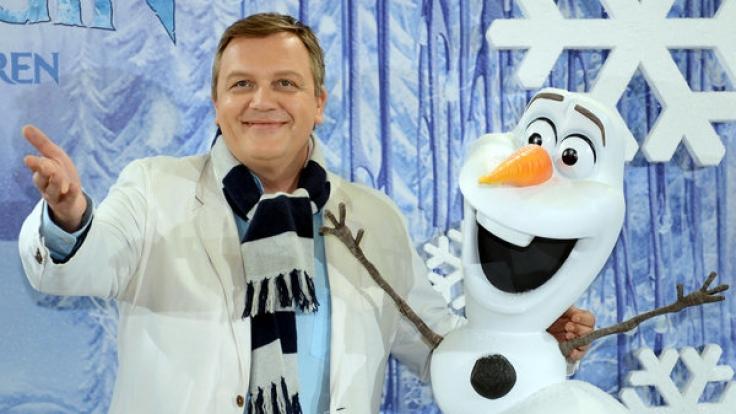 Hape Kerkeling hat Olaf seine Stimme geliehen. (Foto)