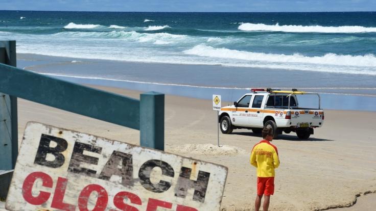 Geschlossene Strände auf Grund von Hai-Attacken. (Foto)