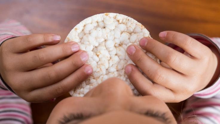 Noch immer steckt in vielen Reiswaffeln giftiges Arsen. (Foto)