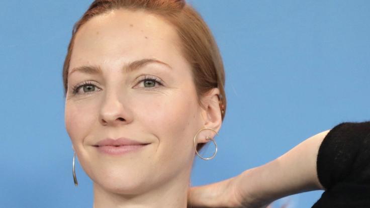 Schauspielerin Katharina Schüttler stand schon im zarten Alter von elf Jahren vor der Kamera.