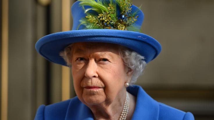 Queen Elizabeth II. dürfte die Sex-Enthüllungen aus dem Königshaus wenig erfreulich finden. (Foto)