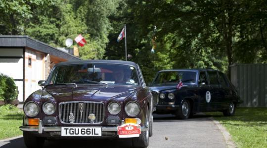Die besten Bilder zu Die Autos der Windsors: Im Auftrag ihrer Majestät (Foto)