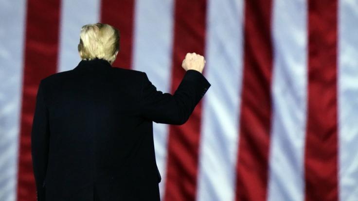 Donald Trump droht die Amtsenthebung.