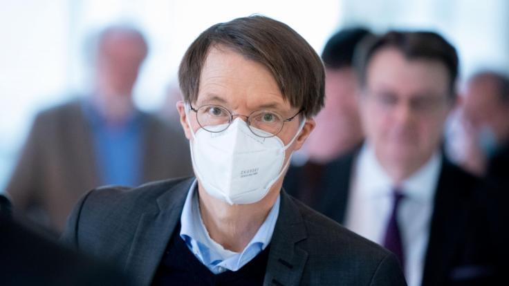 """Karl Lauterbach wertet Biontech-Impfstoff als """"Durchbruch"""" (Foto)"""