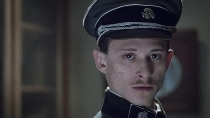 Joel Basman spielte die Rolle des Rudolf Höß im Doku-Drama