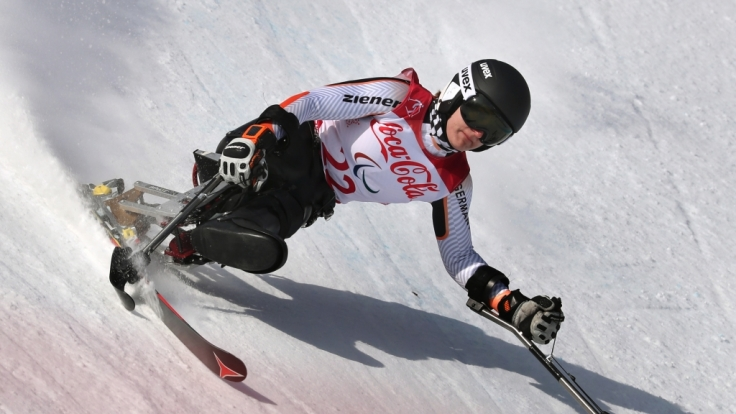 Anna-Lena Forster hat Gold bei den Paralympics 2018 geholt.