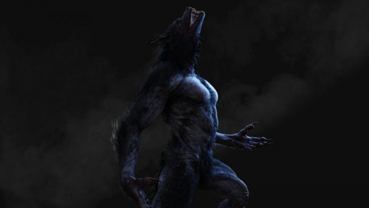 Treibt auf dem Camberwell Friedhof im Süden Londons ein Werwolf sein Unwesen? (Foto)