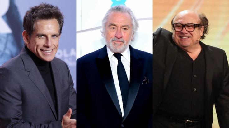 Hollywoodstars wie Ben Stiller, Robert De Niro oder Danny De Vito setzen sich im Kampf gegen das Coronavirus ein. (Foto)
