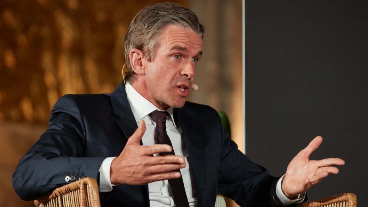 Polittalker Markus Lanz geht auch am 12., 13. und 14. Oktober 2021 im ZDF auf Sendung. (Foto)