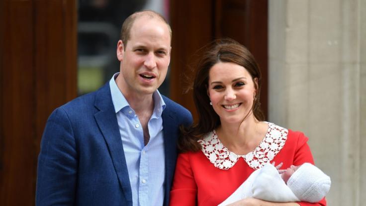 Planen Prinz William und Herzogin Kate ein 4. Baby? (Foto)