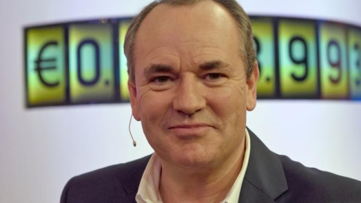 Wolfram Kons führt auch in diesem Jahr wieder durch den RTL-Spendenmarathon. (Foto)