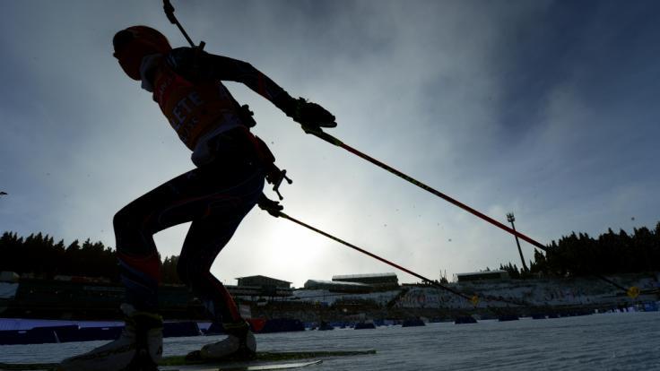 Die Biathlon-Elite misst sich vom 09. bis 12. Januar 2020 in Oberhof in den Disziplinen Sprint, Staffel und Massenstart. (Foto)