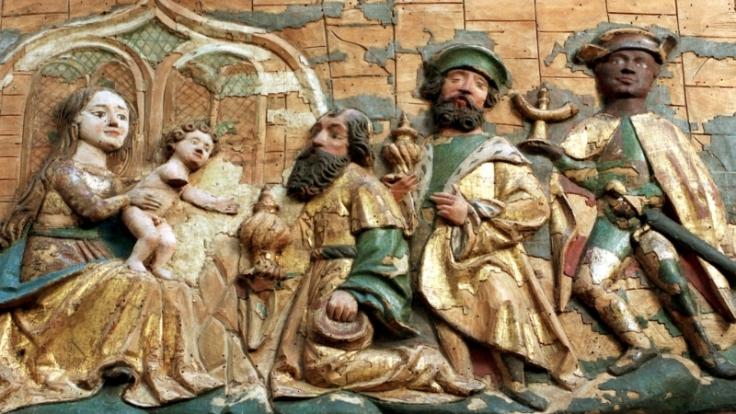 Die drei Weisen aus dem Morgenland brachten Jesus gesundheitsfördernde Geschenke mit: Gold, Weihrauch und Myrrhe. (Foto)