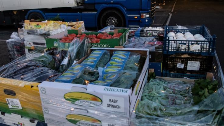 Der Deutsche Fruchthandelsverband warnt vor Versorgungsengpässen. (Foto)