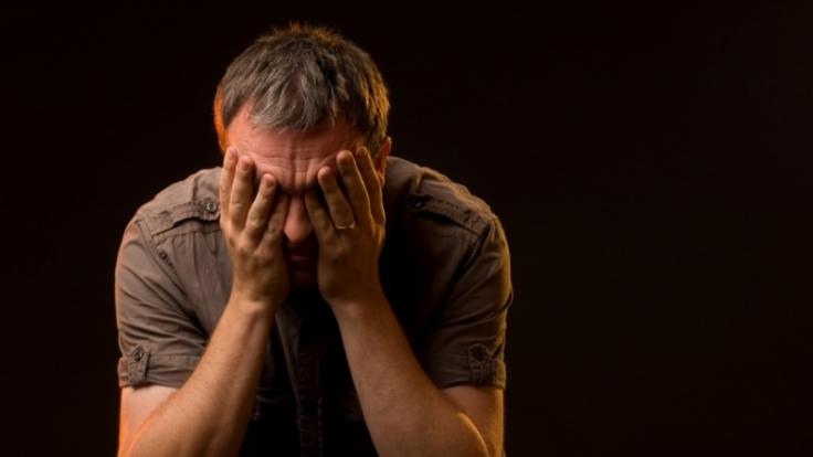 Jeder sechste Deutsche leidet unter fehlender Manneskraft. Das schlägt auf die Psyche. (Foto)