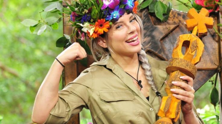 Jenny Frankhauser: Bikini-Hammer! HIER steht ihre Welt Kopf