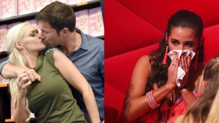 Daniela Katzenberger und Lucas Cordalis haben ihre ganz eigene Meinung zu Sarah Lombardis angeblicher Affäre. (Foto)