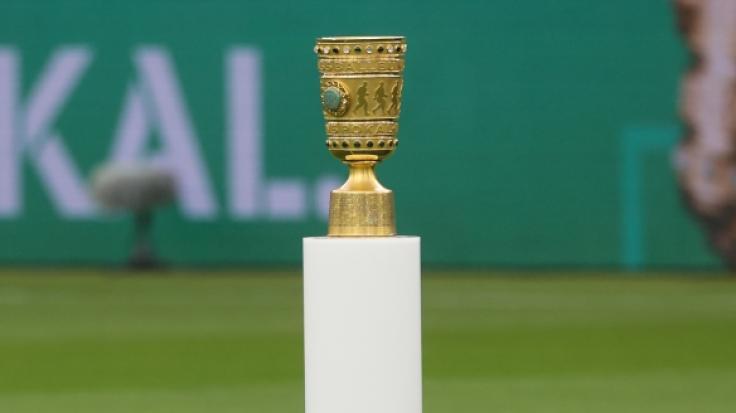 Die 1. Runde im DFB-Pokal wird Anfang August gespielt. (Foto)