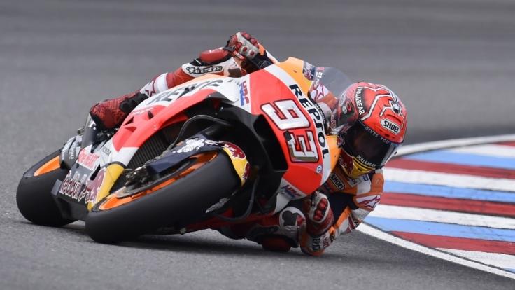 An diesem Wochenende gastiert die MotoGP in Österreich. (Foto)