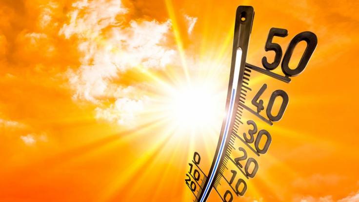 Wie heiß wird es im Sommer 2021? (Foto)