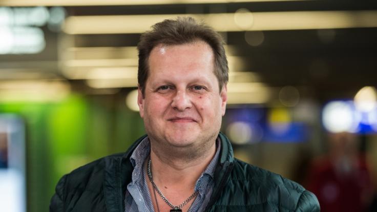 Jens Büchner lebt weiter! (Foto)