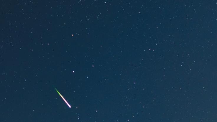 Sternschnuppen 2014: Die Orioniden lassen unzählige Wünsche im Oktober wahr werden.