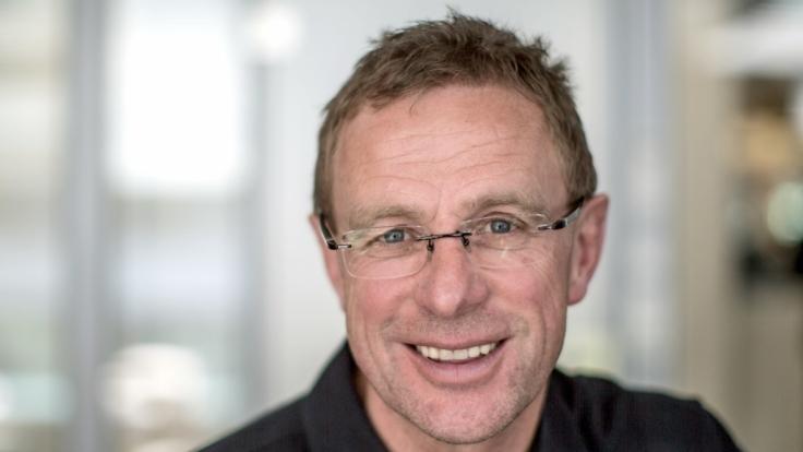 Ralf Rangnick war in der vergangenen Saison Trainer und Sportdirektor von RB Leipzig.